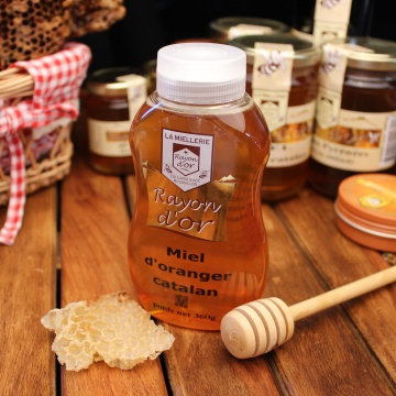 Miel d'oranger - 360g