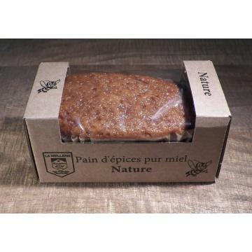 pain d'épices pur miel 115g • Miel Rayon d'Or