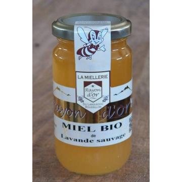 Miel de lavande biologique | Miel biologique de Catalogne | Miel Rayon d'Or • Miel Rayon d'Or