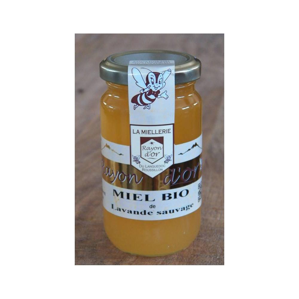 Miel de lavande bio - Miel Rayon d'Or