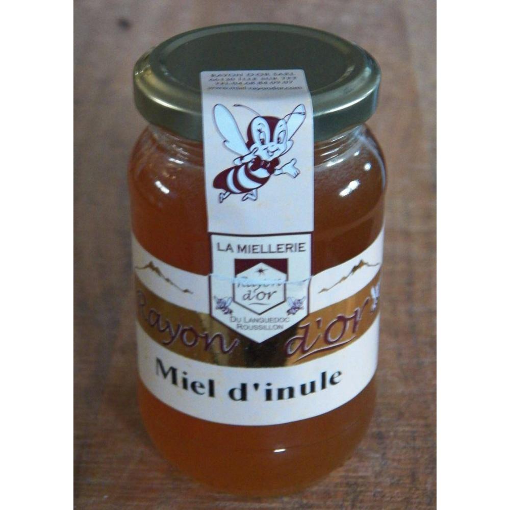 miel d'inule 350g pot verre - Miel Rayon d'Or