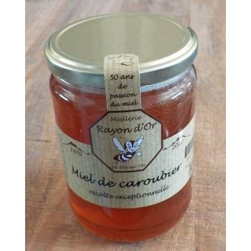 Miel de caroubier - 750g