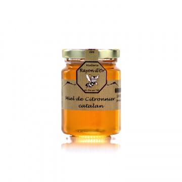 Miel de Citronnier 350g • Miel Rayon d'Or • Miel Rayon d'Or
