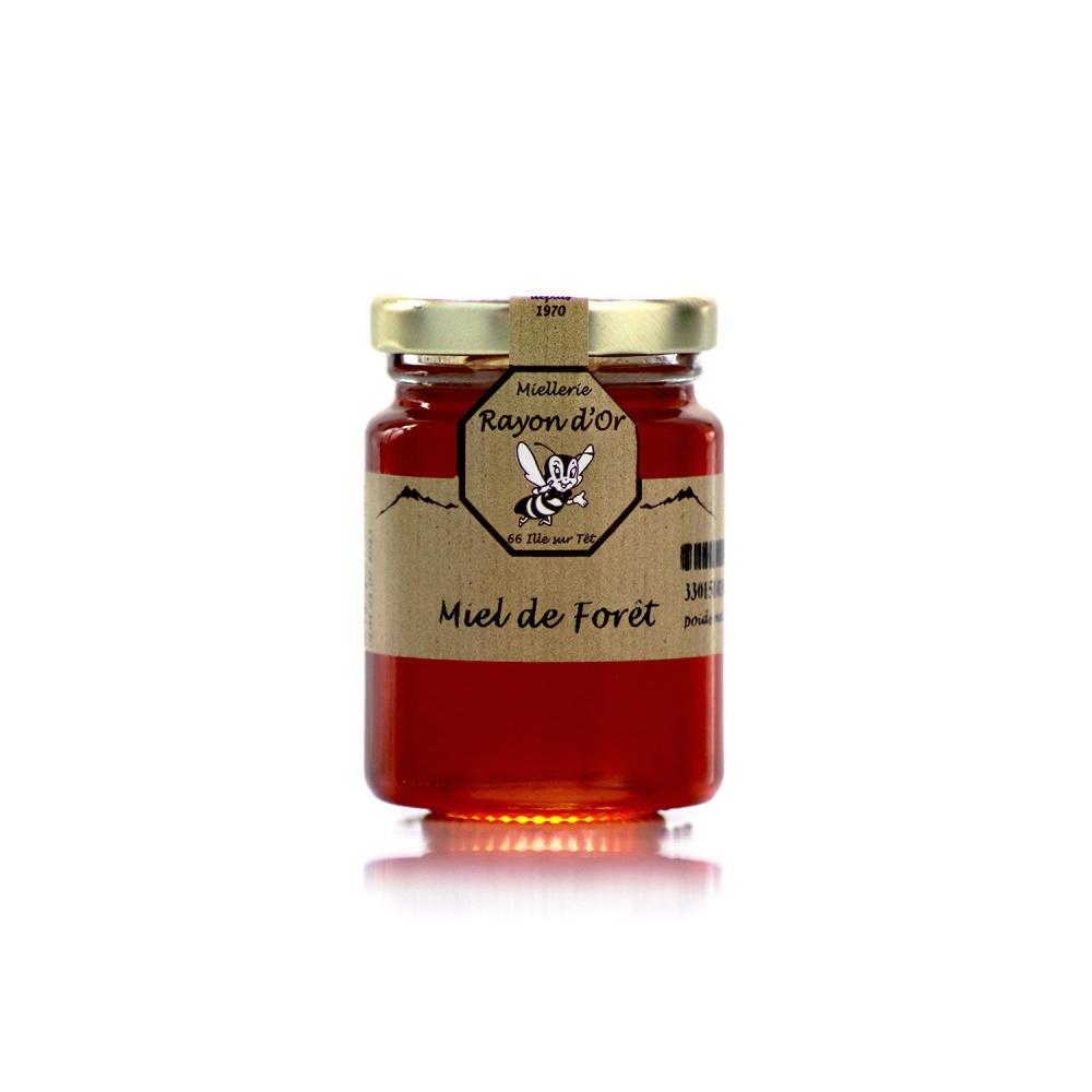 Miel de forêt 125g • Rayon d'Or