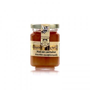 Miel de caroubier 125g • Rayon d'Or • Miel Rayon d'Or