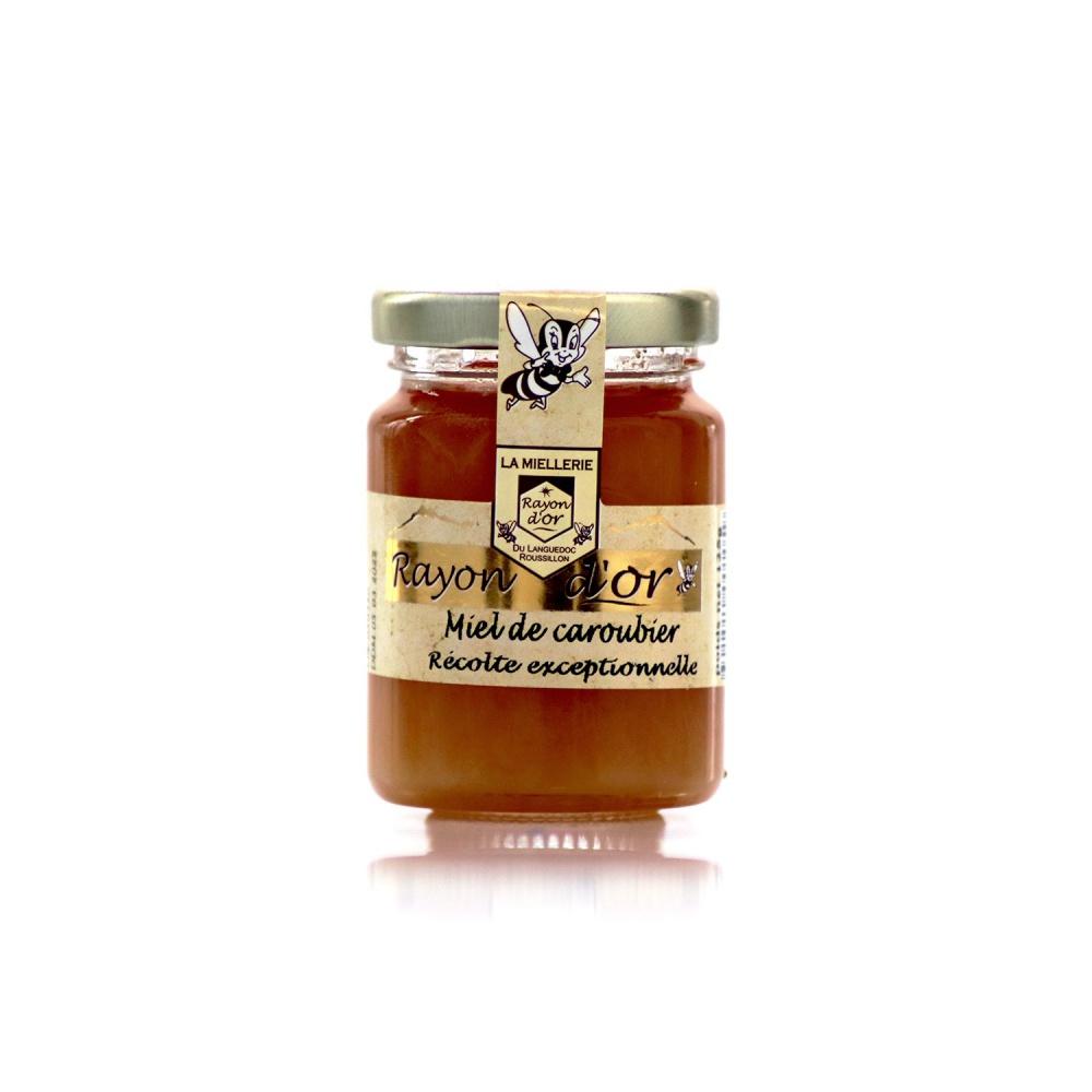 Miel de caroubier 125g • Rayon d'Or