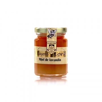 Miel de lavandin 125g • Miel Rayon d'Or • Miel Rayon d'Or