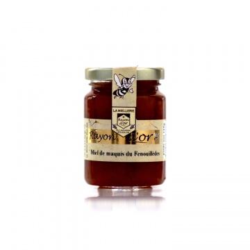 Miel de maquis du Fenouillèdes 125g • Rayon d'Or