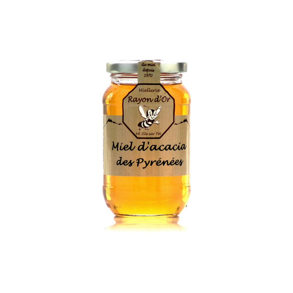 Miel d'acacia 350g • Rayon d'Or