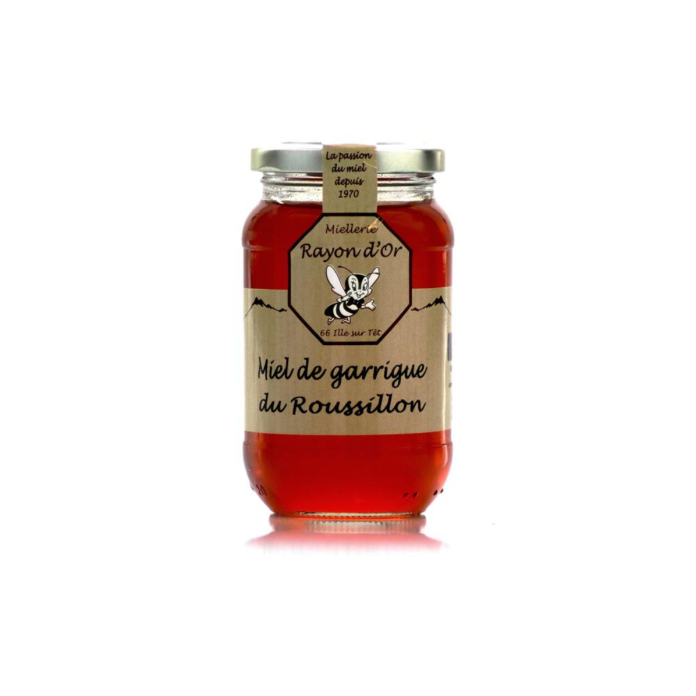 Miel de garrigue 350g • Rayon d'Or