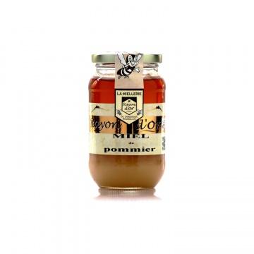 Miel de Pommier 350g • Miel Rayon d'Or • Miel Rayon d'Or