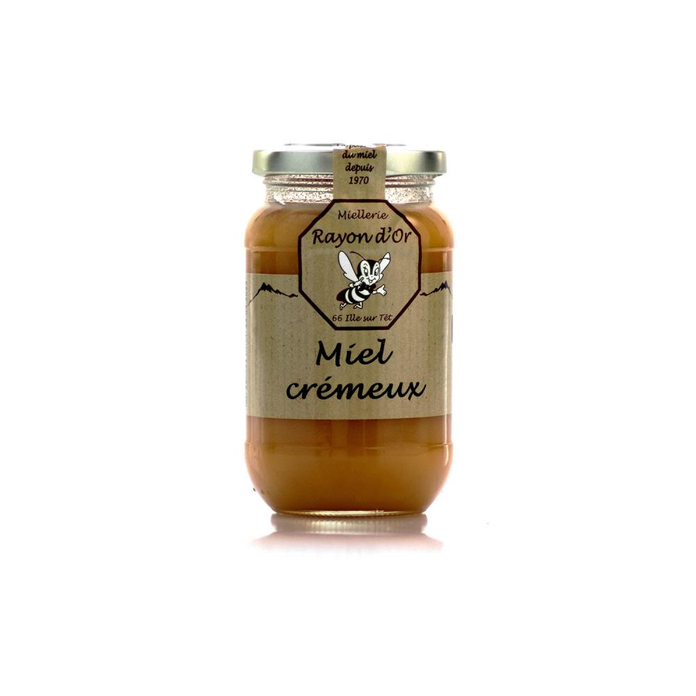 Miel crémeux 350g • Rayon d'Or