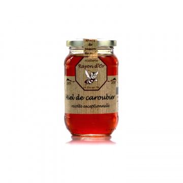 Miel de caroubier 350g • Rayon d'Or