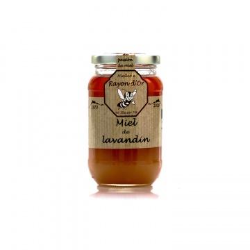 Miel de lavandin 350g • Rayon d'Or • Miel Rayon d'Or