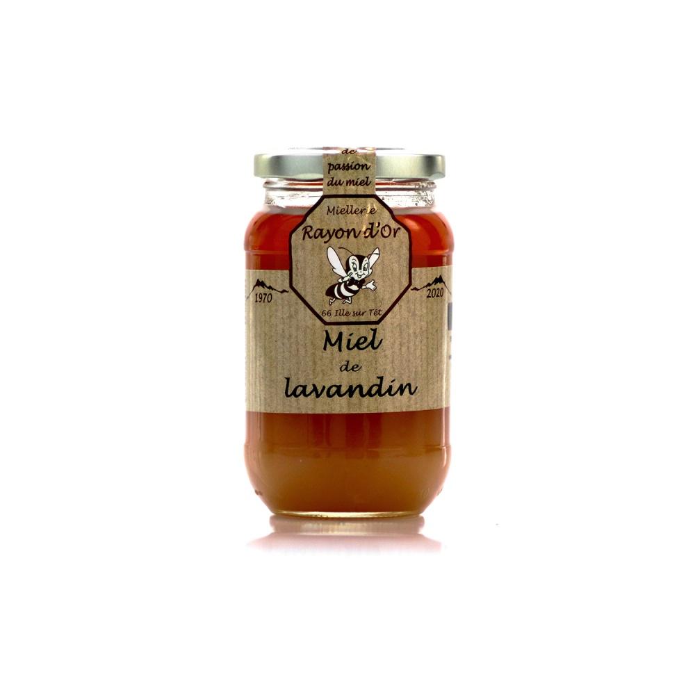 Miel de lavandin 350g • Rayon d'Or