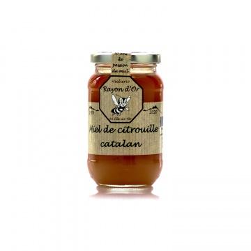 Miel de citrouille catalan 350g • Rayon d'Or