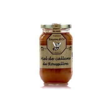Miel de Callune 350g • Miel Rayon d'Or • Miel Rayon d'Or