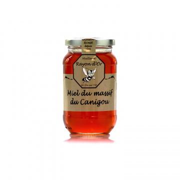 Miel du massif du Canigou 350g • Miel Rayon d'Or