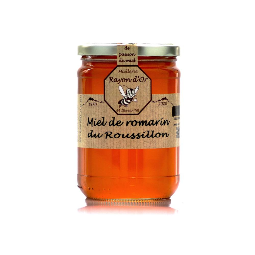 Miel de Romarin du Roussillon 750g