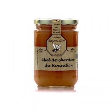 Miel de chardon du Roussillon 750g