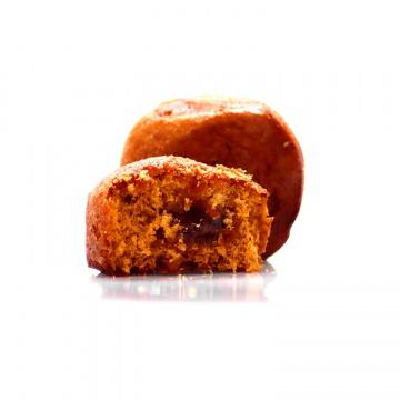 Nonnettes au miel et à l'orange • Miel Rayon d'Or